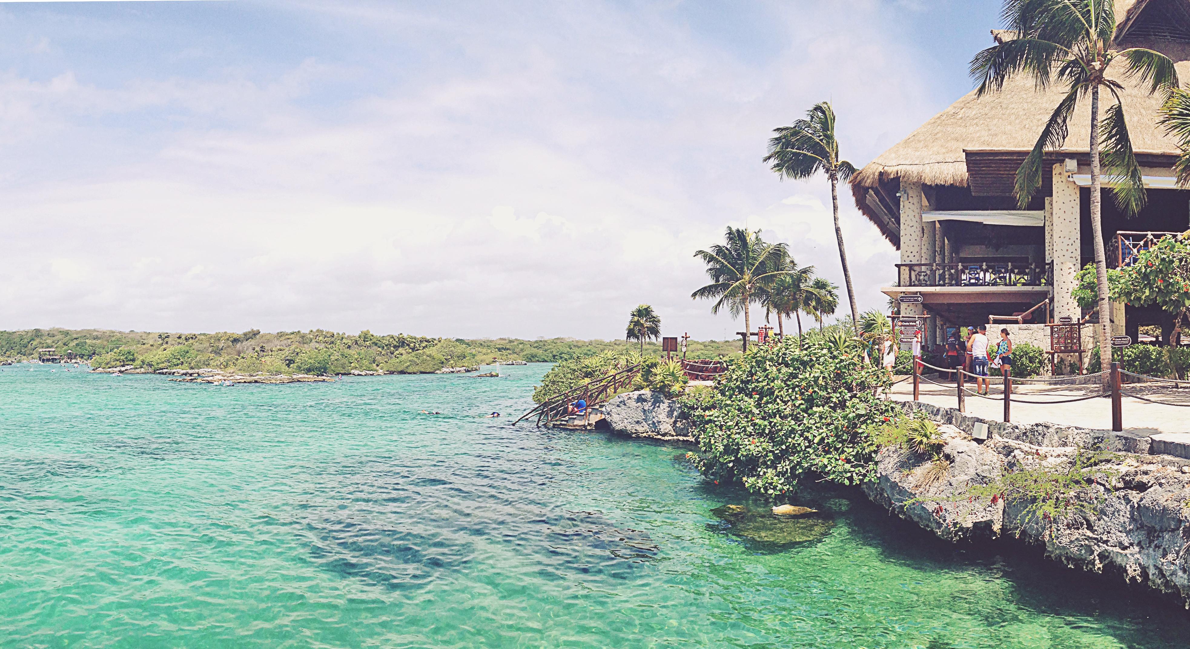 Parque Xelhá. Riviera Maya