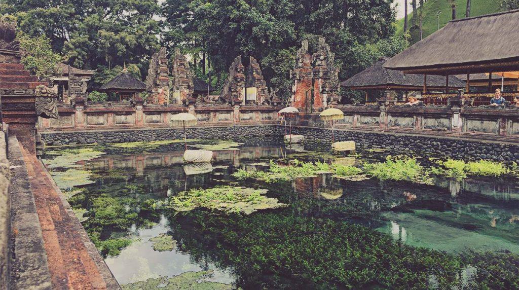 Manantial de Tirta Empul, Bali