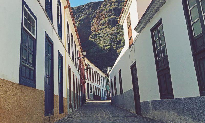 Casco histórico Agulo