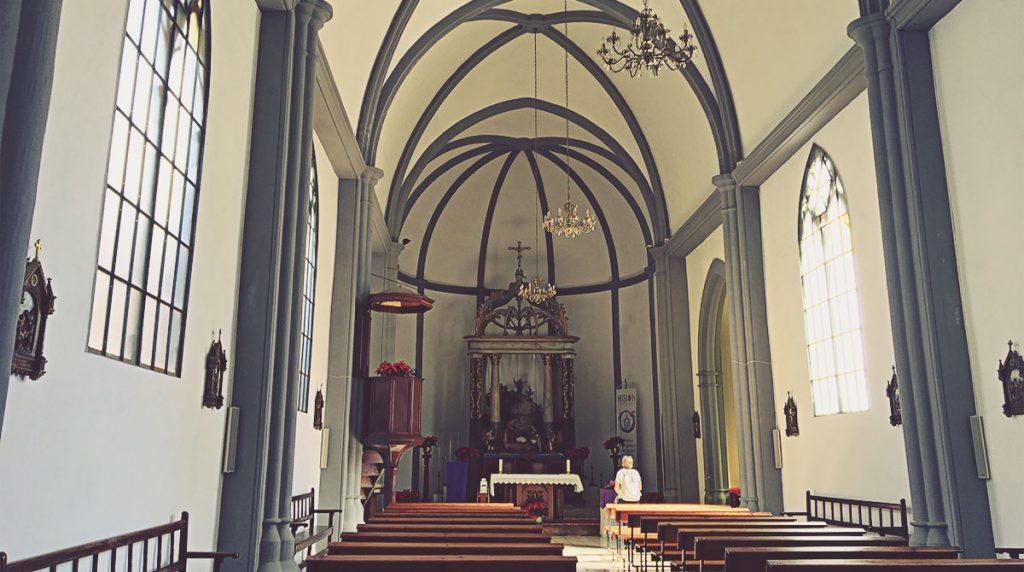 Iglesia San Marcos Evangelista, Agulo