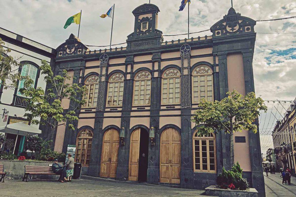 Casa Consistorial, Arucas