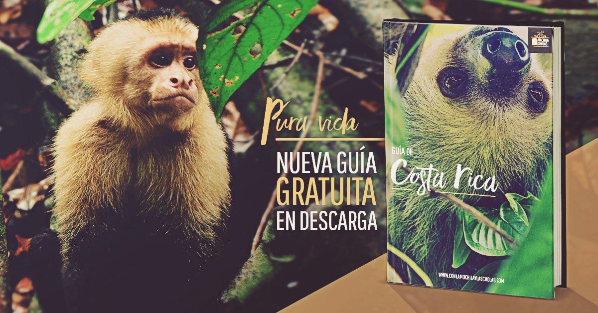 Guía gratis de Costa Rica