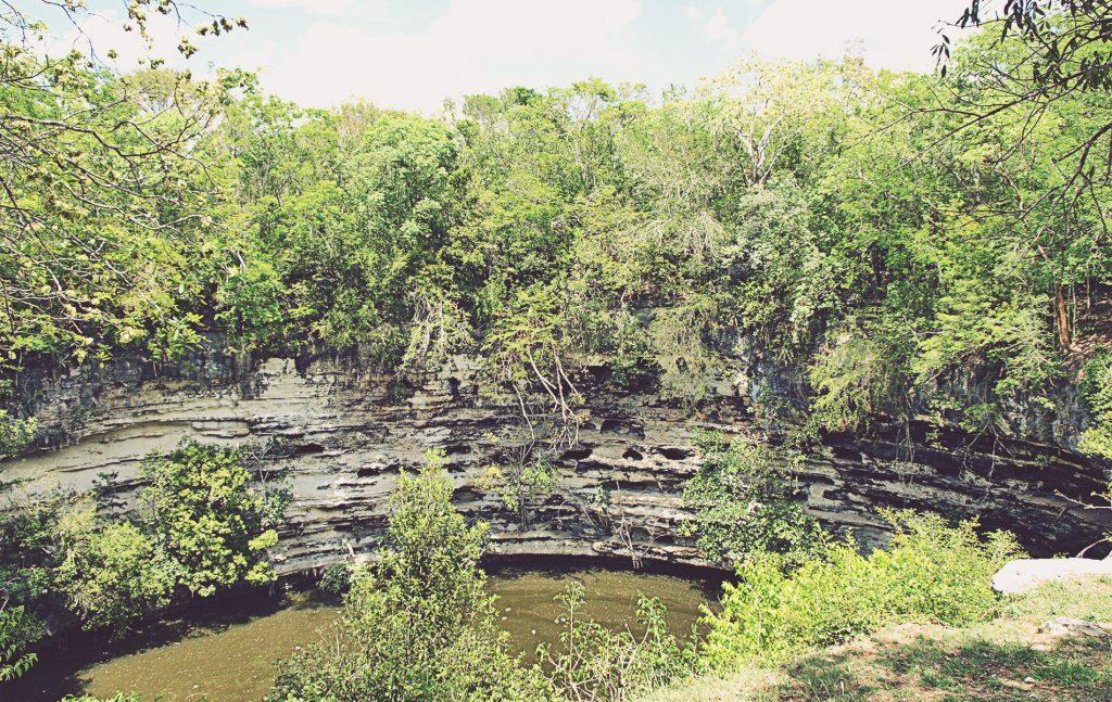 Chichén Itzá. Cenote Sagrado