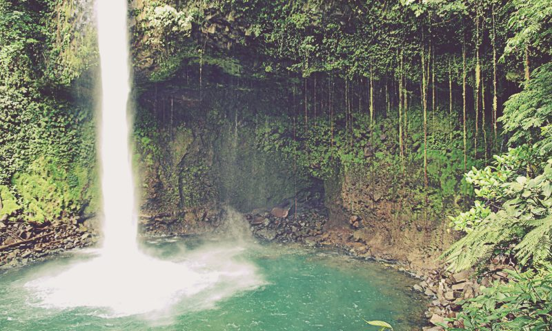 Catarata Río Fortuna. La Fortuna, Costa Rica