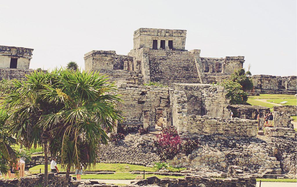 Tulum. El Castillo