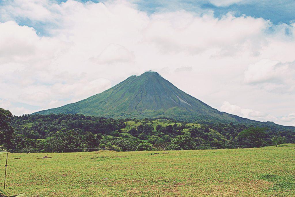 Volcán Arenal. La Fortuna, Costa Rica
