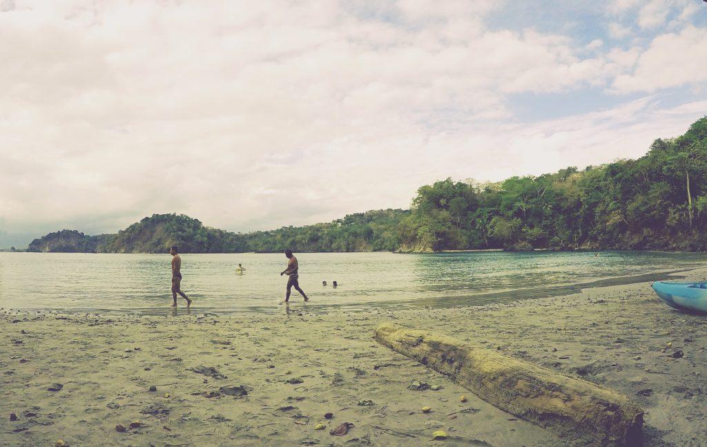 Playa de Biesanz, Manuel Antonio. Costa Rica