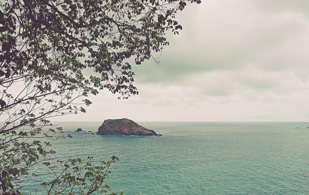 Vistas desde Punta Catedral. Parque Nacional Manuel Antonio. Costa Rica