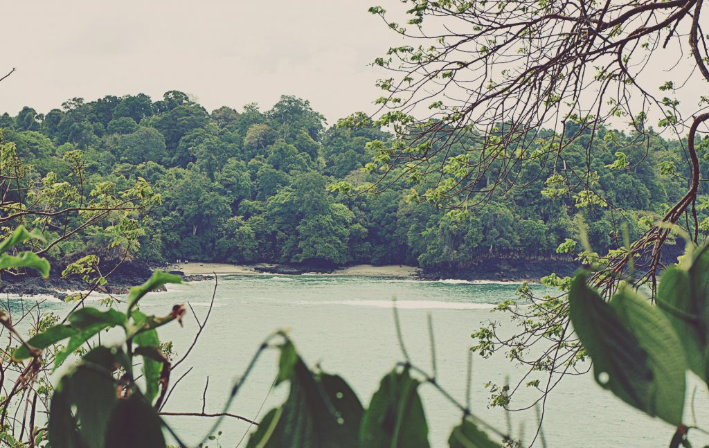 Playa Gemelas. Parque Nacional Manuel Antonio. Costa Rica