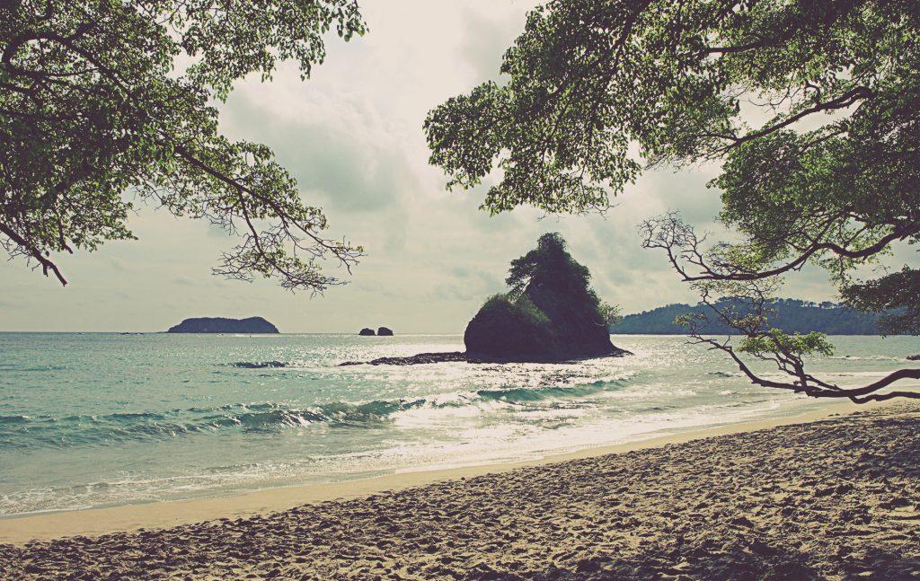 Playa Espadilla Sur. Parque Nacional Manuel Antonio. Costa Rica