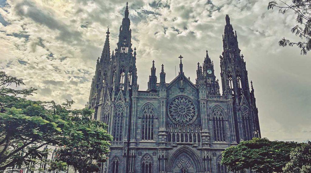 Catedral-de-Arucas