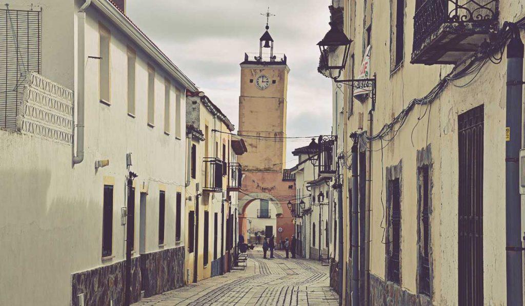 Torre-del-Reloj-Fuentidueña-de-Tajo