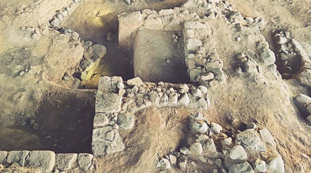 Antiguo poblado prehispánico de Agáldar - Cueva Pintada de Gáldar