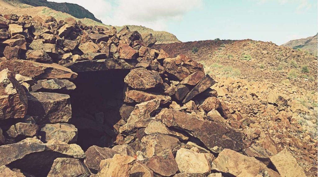 Sepultura del Rey, Necrópolis de Arteara