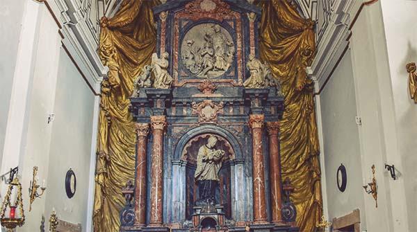 Retablo-Iglesia-San-Francisco-Javier-Nuevo-Baztán