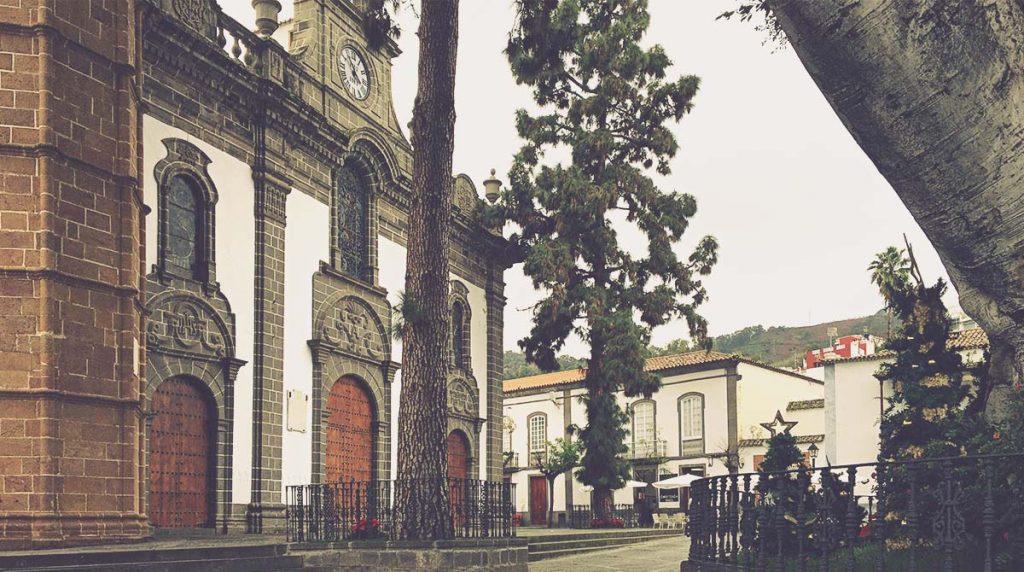 Basílica de la Virgen del Pino, Teror