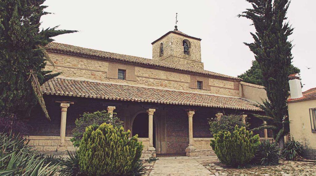 Parroquia de la Asunción de Nuestra Señora, Pezuela de las Torres, Alcarria Madrileña