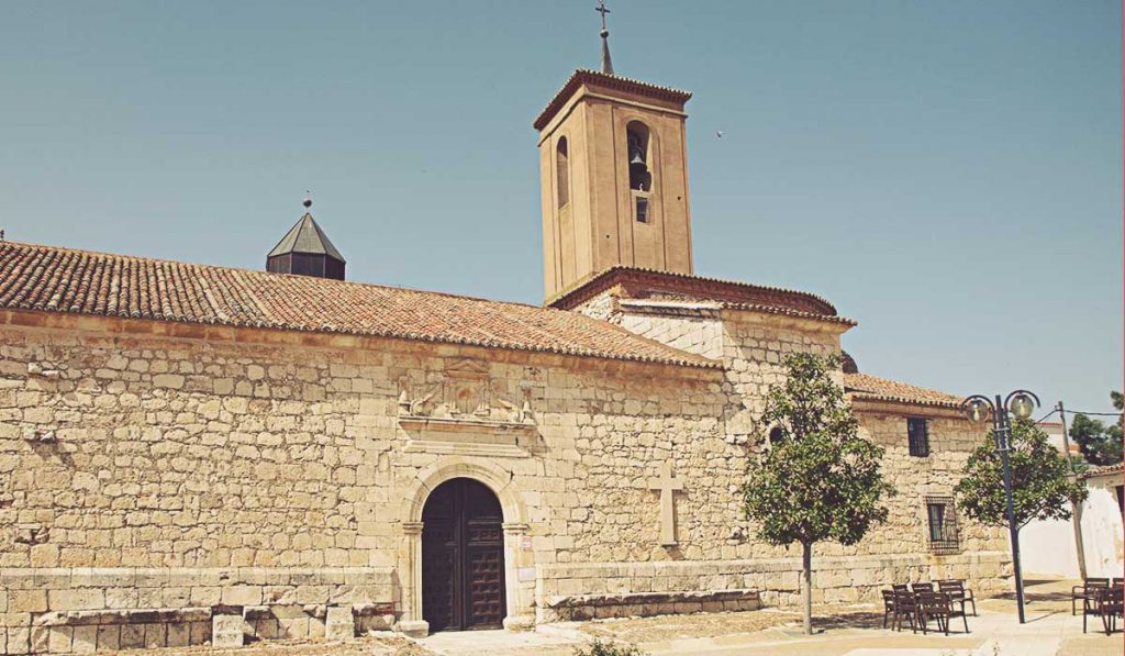 Iglesia de Santo Domingo de Silos, Pozuelo del Rey, Alcarria de Alcalá