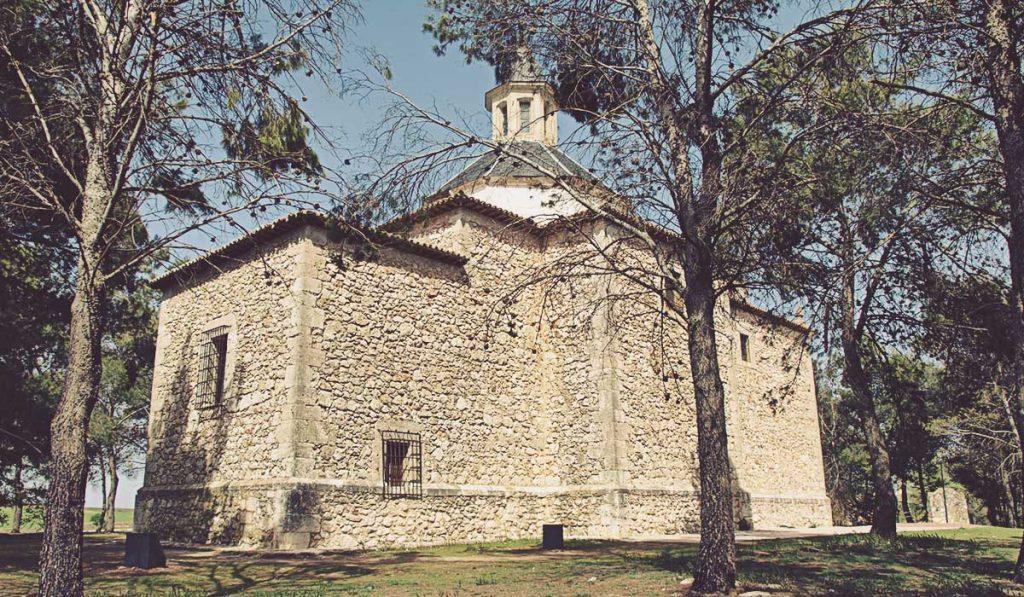 Ermita de Santa María de la Cabeza, Pozuelo del Rey, Alcarria Madrileña