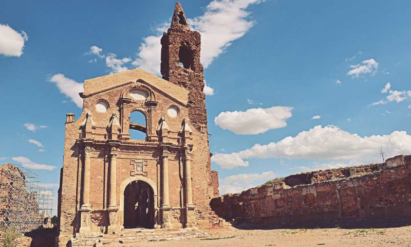 Pueblo-Viejo-de-Belchite