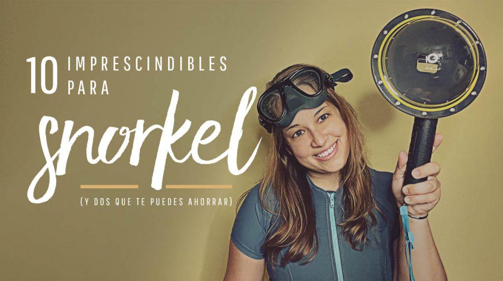 imprescindibles-para-snorkel